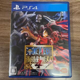 PlayStation4 - ワンピース 海賊無双4 PS4