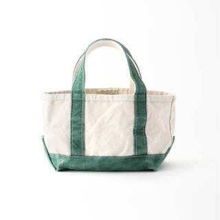 L'Appartement DEUXIEME CLASSE - 【L.L.Bean 】Canvas Mini Tote Bag