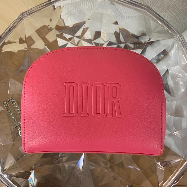 Christian Dior(クリスチャンディオール)の本日出品終了!  ディオール ノベルティ ポーチ  エンタメ/ホビーのコレクション(ノベルティグッズ)の商品写真