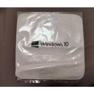マイクロソフト(Microsoft)の新品未使用 ハンカチ タオル windows10(ハンカチ)