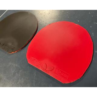 バタフライ(BUTTERFLY)の卓球ラバー バタフライ テナジー(卓球)
