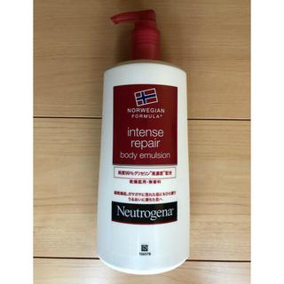 Neutrogena - ニュートロジーナ インテンスリペア ボディエマルジョン 超乾燥肌用 無香料(45
