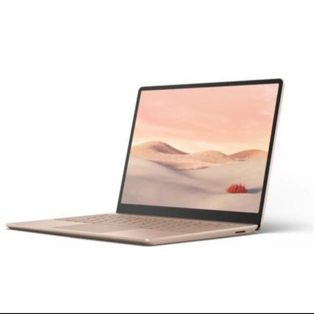 Microsoft(マイクロソフト)の新品未開封 Surface Laptop Go 128GB THH-00045 スマホ/家電/カメラのPC/タブレット(ノートPC)の商品写真