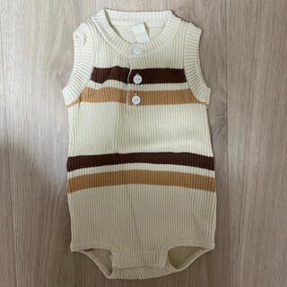 キャラメルベビー&チャイルド(Caramel baby&child )のmillk ロンパース 0-3(ロンパース)