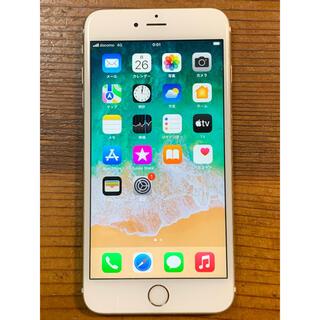 Apple - iPhone 6s Plus 16GB gold SIMフリー