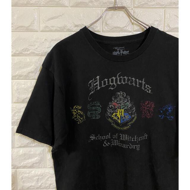 USJ(ユニバーサルスタジオジャパン)のTHE WIZARDING WORLD  ハリーポッター Tシャツ メンズのトップス(Tシャツ/カットソー(半袖/袖なし))の商品写真