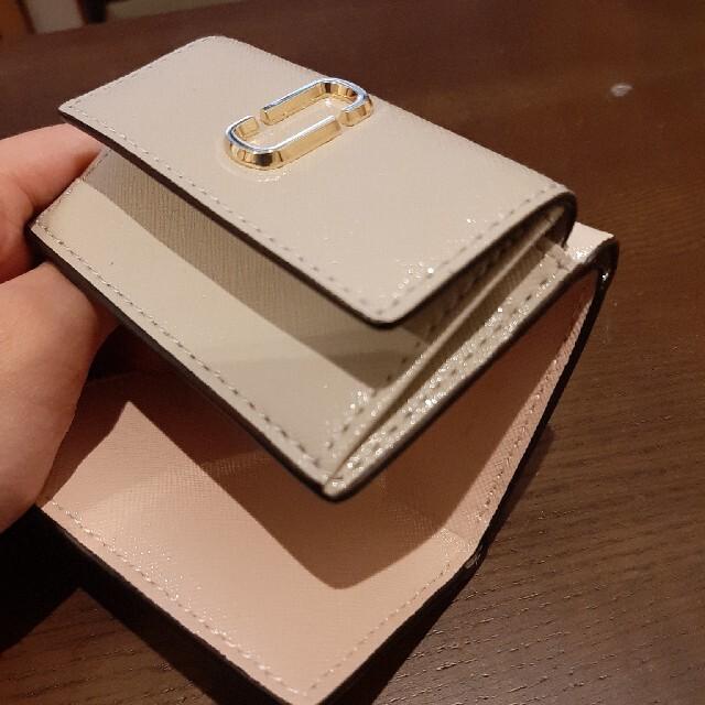 MARC JACOBS(マークジェイコブス)の【専用】MARC JACOBS ミニ財布 レディースのファッション小物(財布)の商品写真