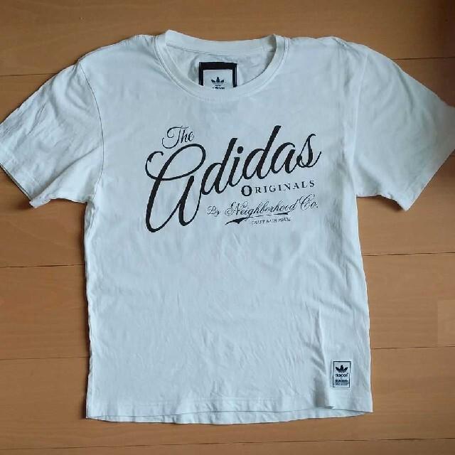 NEIGHBORHOOD(ネイバーフッド)のadidas neighborhood コラボTシャツ メンズのトップス(Tシャツ/カットソー(半袖/袖なし))の商品写真