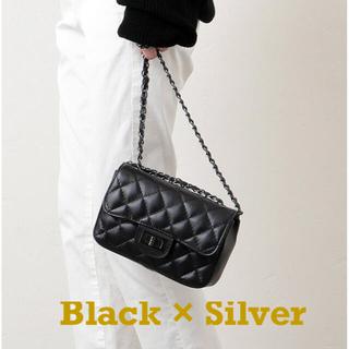 DEUXIEME CLASSE - AULENTTI ♥︎ チェーンバッグ black × silver