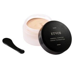 ETVOS - エトヴォス ミネラルコンフォートクリームファンデーション ライト
