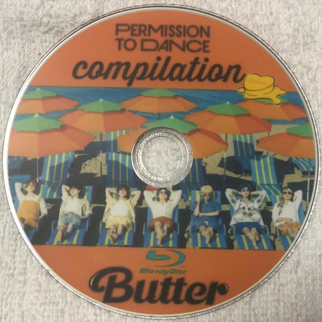 PTOD compilation BluRay BTS エンタメ/ホビーのDVD/ブルーレイ(アイドル)の商品写真
