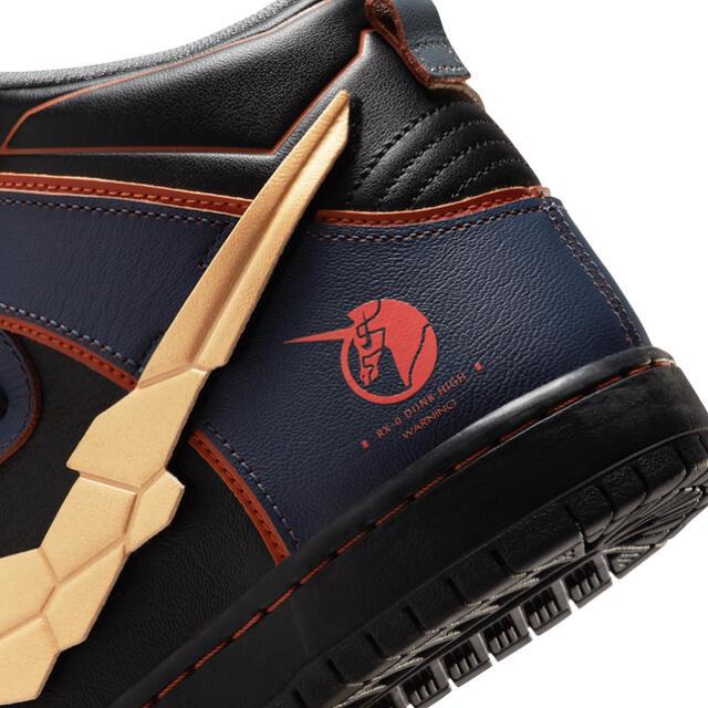 NIKE(ナイキ)のGUNDAM  NIKE SB DUNK HIGH ガンダム メンズの靴/シューズ(スニーカー)の商品写真