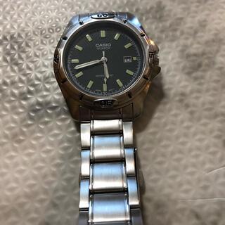 カシオ(CASIO)のCasio 腕時計 ビジネススタイル 美品 (腕時計(デジタル))