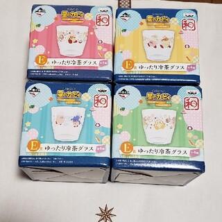 ニンテンドウ(任天堂)の新品・未使用‼️ 星のカービィ 一番くじ グラス4点 フルセット(グラス/カップ)