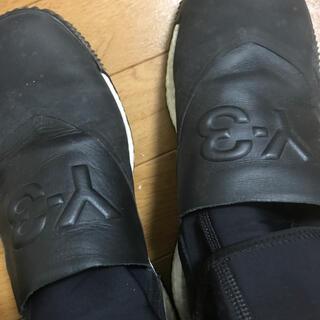 ワイスリー(Y-3)のY-3のゴム性のブーツ(ブーツ)