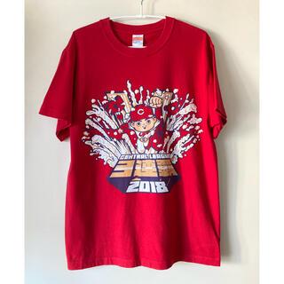 広島東洋カープ - 広島東洋カープ 三連覇 Tシャツ