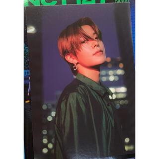 NCT127 ユウタ ポストカード