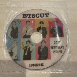 防弾少年団(BTS) - BTS 2021 ニューイヤーライブ DVD