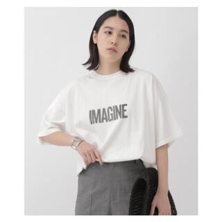 レミレリーフ(REMI RELIEF)のchaos♡【REMI RELIEF】別注IMAGINE Tシャツ♡ カオス(Tシャツ(半袖/袖なし))