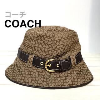 コーチ(COACH)のCOACH コーチ バケットハット(ハット)