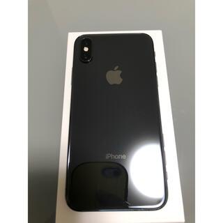 iPhone - 【超美品】iPhone Xs Space Gray 64 GB SIMフリー