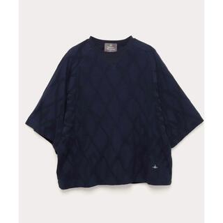 Vivienne Westwood - Vivienne Westwood アーガイル フリーダムスリーブ半袖 Tシャツ