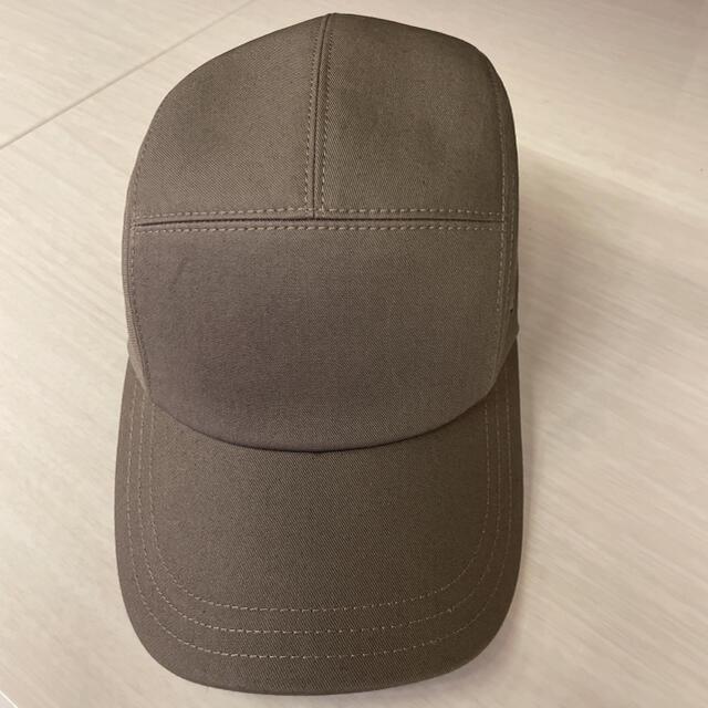 Hermes(エルメス)の土日限定値下!新品未使用!HERMES★定価約74000円程度Hキャップ メンズの帽子(キャップ)の商品写真