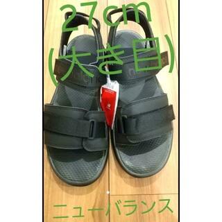 ニューバランス(New Balance)のニューバランス new balance サンダル 27cm(サンダル)