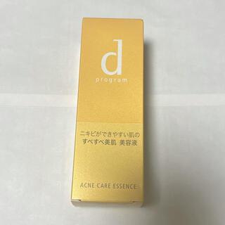 シセイドウ(SHISEIDO (資生堂))の資生堂 dプログラム アクネケア エッセンス  敏感肌用(50ml)(美容液)