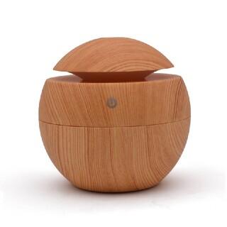 木目調型加湿器