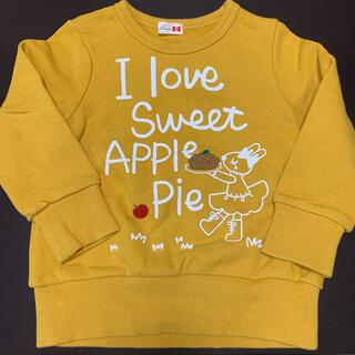 ニットプランナー(KP)のkp トレーナー100(Tシャツ/カットソー)