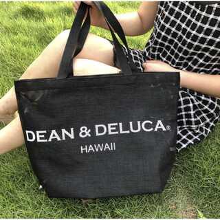 数量限定 DEAN & DELUCA HAWAII メッシュ ブラック