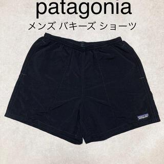 patagonia - patagonia パタゴニア メンズ バギーズ ショーツ ブラック サイズ S