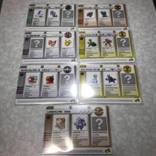 ポケモン(ポケモン)のポケモンバトルカードe+ ルビー&サファイア P001-007 プロモセット(シングルカード)