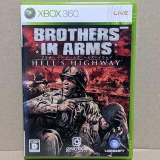 エックスボックス360(Xbox360)のXBOX 360 ブラザーインアームズ ヘルズハイウェイ(日本語版)後方互換対応(家庭用ゲームソフト)