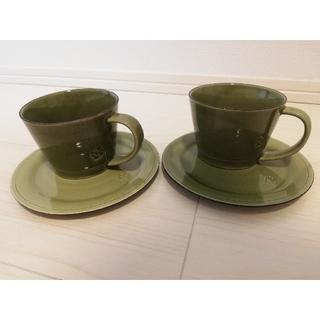 アフタヌーンティー(AfternoonTea)のSAKUZAN×Afternoon Teaカップ&ソーサー(グラス/カップ)