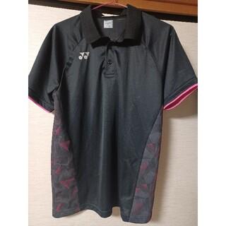 ヨネックス(YONEX)のバドミントン テニス YONEXユニフォーム黒(ウェア)