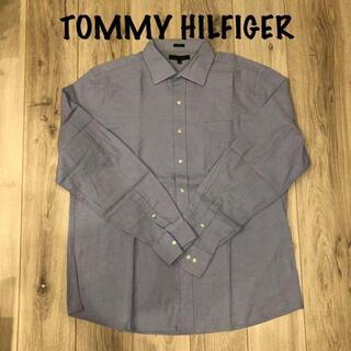 トミーヒルフィガー(TOMMY HILFIGER)のメンズ シャツ TOMMY HILFIGER 美品(Tシャツ/カットソー(半袖/袖なし))