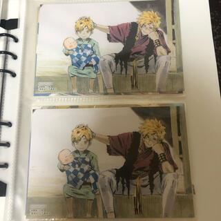 シュウエイシャ(集英社)の地獄楽 12巻 特典 ポストカード(カード)