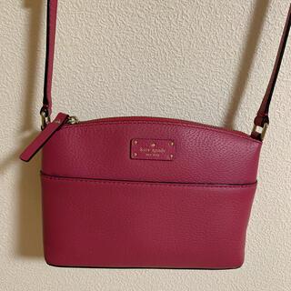kate spade new york - ケイトスペード ピンク ショルダーバッグ 正規品