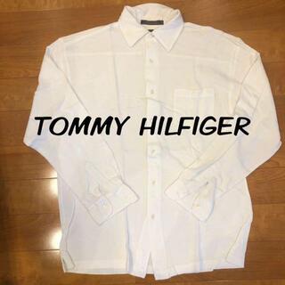 トミーヒルフィガー(TOMMY HILFIGER)のトミヒルフィガー 長袖シャツ(Tシャツ/カットソー(半袖/袖なし))