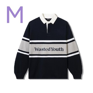 GDC - WASTED YOUTH RUGBY POLO SHIRT VERDY