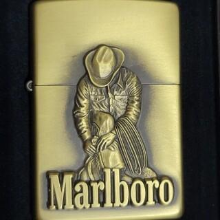 ZIPPO - 新品 未使用 マルボロ カウボーイ 1998