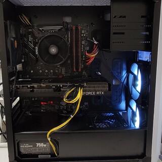 最強ゲーミングpc RTX3080Ti