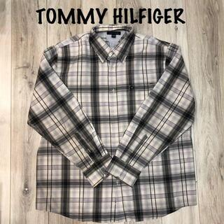 トミーヒルフィガー(TOMMY HILFIGER)のトミーヒルフィガー美品(Tシャツ/カットソー(半袖/袖なし))