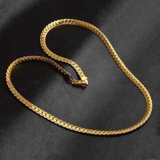 喜平ネックレス ゴールドネックレス 50cw 5mm(ネックレス)