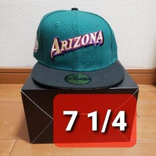 ニューエラー(NEW ERA)のnewera cap Diamondbacks 7 1/4 hatclub(キャップ)