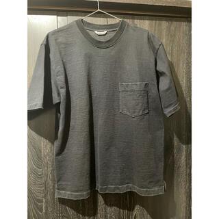 コモリ(COMOLI)のauralee スタンドアップ tシャツ(Tシャツ/カットソー(半袖/袖なし))