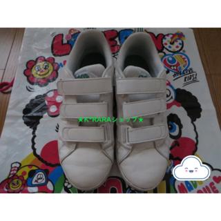 adidas - adidas neo★VALCLEANスニーカー.25.NIKE.asics