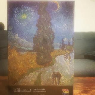 MEDICOM TOY - BE@RBRICK Van Gogh 100%&400%  ゴッホ展